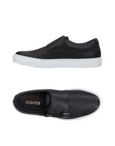 Низкие кеды и кроссовки Seboys