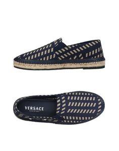 Эспадрильи Versace