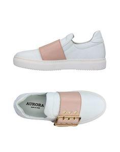Низкие кеды и кроссовки Aurora