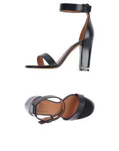 Сандалии Givenchy