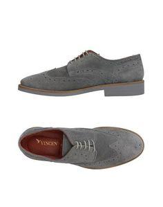 Обувь на шнурках Vincent Trade