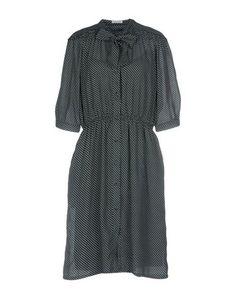 Платье до колена Tomas Maier