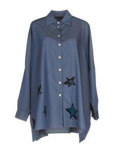 Джинсовая рубашка Malph