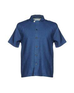 Джинсовая рубашка Folk