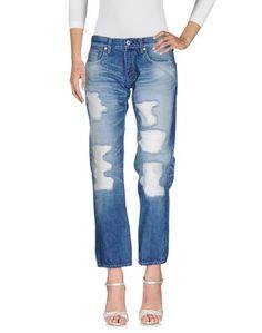 Джинсовые брюки Junya Watanabe Comme DES GarÇons