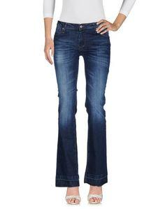 Джинсовые брюки Risskio