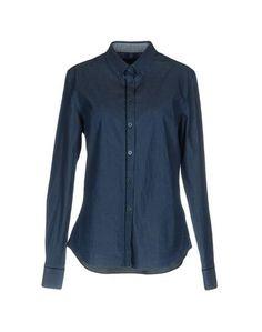 Джинсовая рубашка Jacob CohЁn