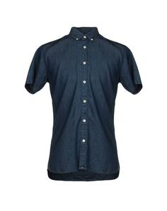 Джинсовая рубашка Selected Homme