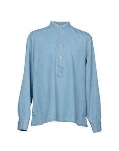 Джинсовая рубашка Michael Bastian