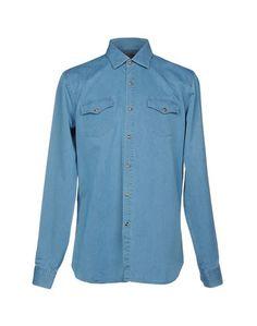 Джинсовая рубашка Tod`S