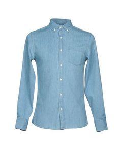 Джинсовая рубашка Frame