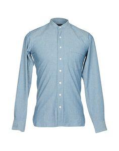 Джинсовая рубашка Thom Sweeney
