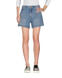 Джинсовые шорты M.I.H Jeans