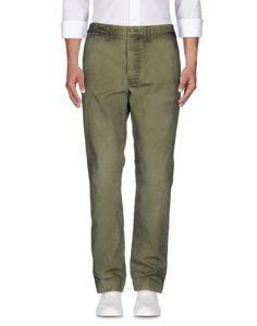 Джинсовые брюки Fabric Brand & Co
