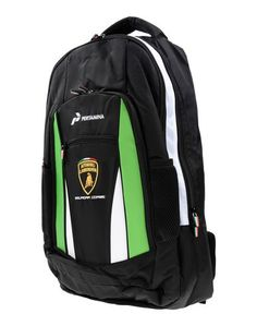 Рюкзаки и сумки на пояс Automobili Lamborghini