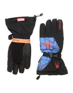 Перчатки Spyder