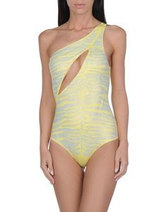 Слитный купальник Roberto Cavalli Beachwear