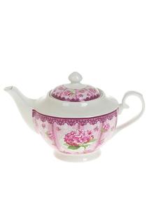 """Чайник """"Розовая гортензия"""" Nouvelle"""