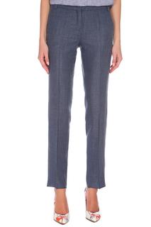 Прямые брюки с карманами Max Mara