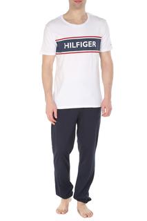 Пижама: брюки, футболка Tommy Hilfiger