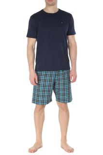Пижама: шорты, футболка Tommy Hilfiger