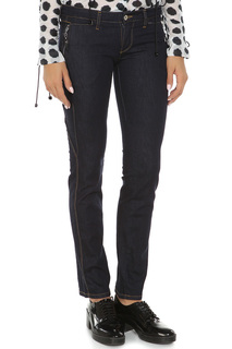 Прямые джинсы с карманами CNC Costume National
