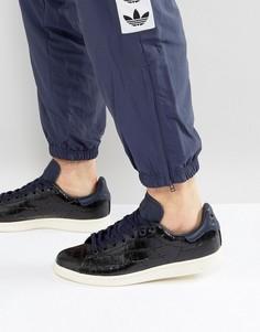 Синие кроссовки adidas Originals Stan Smith BZ0453 - Синий