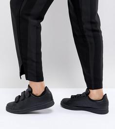 Черные кроссовки adidas Originals Stan Smith Comfort - Черный