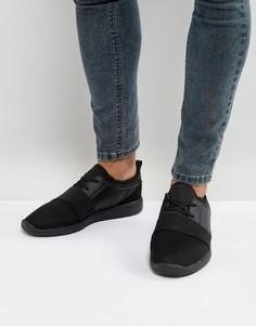 Черные кроссовки Brave Soul - Черный