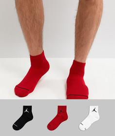 Набор из 3 пар носков Nike Jordan Jumpman SX5544-011 - Мульти