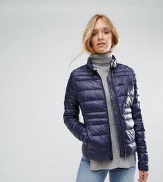 Легкая дутая куртка Vero Moda Tall - Темно-синий