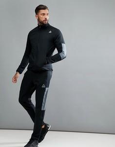 Черный спортивный костюм Reebok Training Tech BQ5806 - Черный