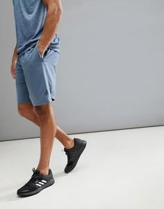 Серые шорты adidas Training Prime CD7814 - Серый