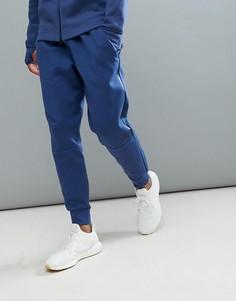 Темно-синие брюки adidas ZNE Striker CY3502 - Темно-синий