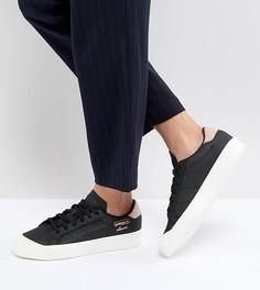 Черные кроссовки adidas Originals Everyn - Черный