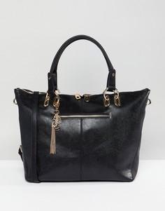 Мешковатая сумка-шоппер Dune Daloris - Черный
