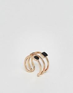 Кольцо Nylon - Золотой