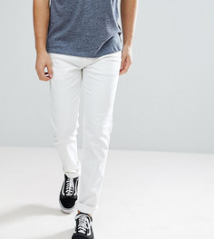 Узкие белые джинсы Replay Anbass - Белый