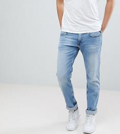 Светлые джинсы слим Replay Anbass - Синий