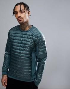 Зеленый свитер с круглым вырезом 66 North - Зеленый