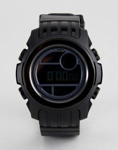 Черные цифровые часы Nixon X Star Wars Darth Vadar - Черный