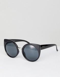 Солнцезащитные очки Quay Australia China Doll - Черный