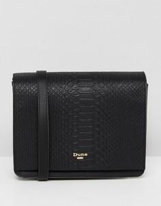 Черная сумка через плечо Dune Daschellie - Черный