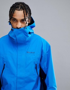 Синяя куртка Marmot Spire Gore-Tex - Синий