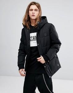 Дутая куртка DC Shoes Aydon - Черный
