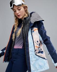 Куртка Roxy Pop Snow - Мульти