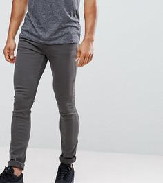 Облегающие джинсы цвета хаки Brooklyn Supply Co - Зеленый