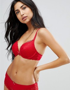 Бюстгальтер пуш-ап Hunkemoller Maya - Красный