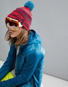 Лыжная шапка-бини на флисовой подкладке Dare 2b - Красный