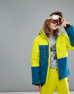 Горнолыжная куртка Dare2b Obverse Pro - Зеленый